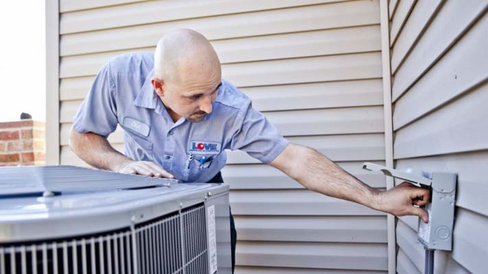 HVAC System Check-Up